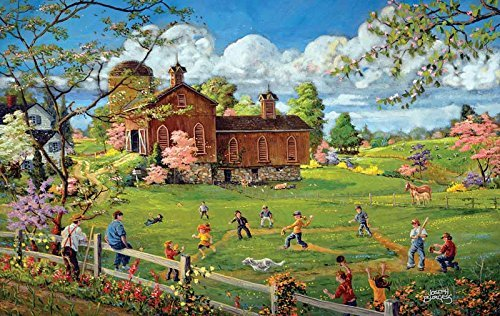 Independence Day 550 pc Jigsaw Puzzle by SUNSOUT INC