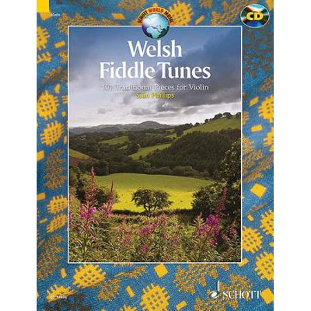 Welsh Fiddle Tunes : 97 Traditional Pieces for Violin