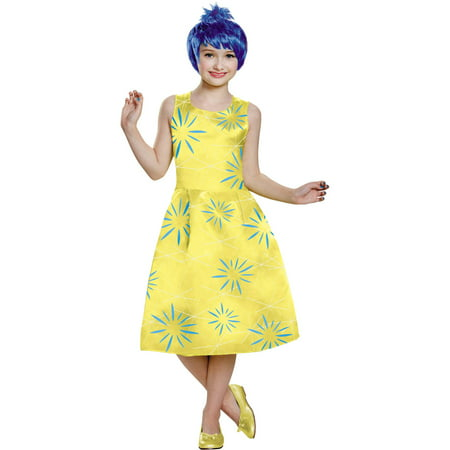 Joy Deluxe Girls Child Halloween Costume - Halloween Pin Up Girl Costume Ideas