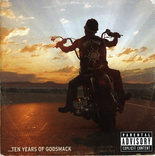 Good Times Bad Times: 10 Years of Godsmack (Includes DVD) (explicit)