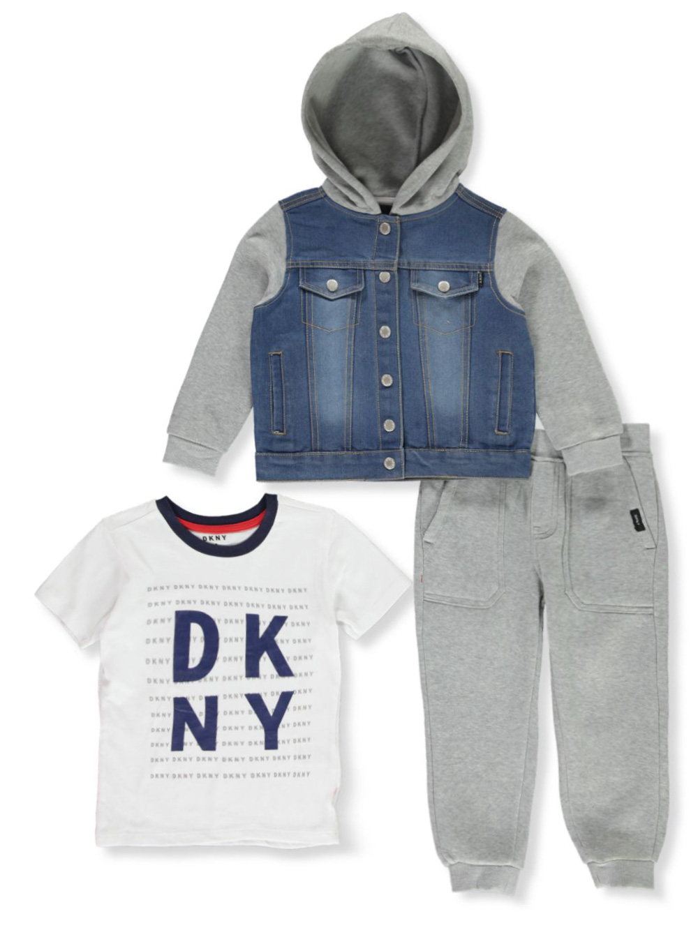 DKNY Baby Boys Pants Set