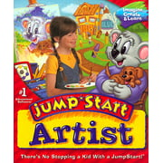 Knowledge Adventure JumpStart Artist for Ages 5-8
