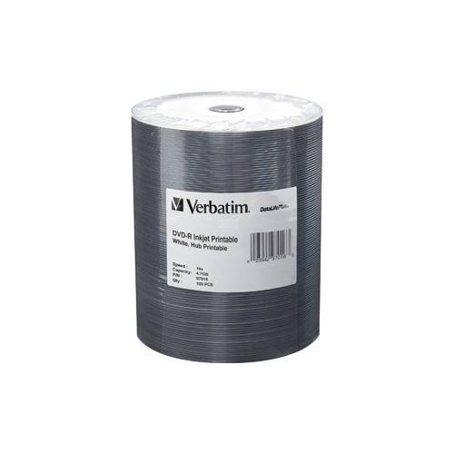 Verbatim DataLife Plus 16x DVD-R Media 2CA7460