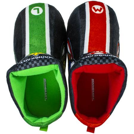 Mario Kart Licensed Slippers (Little Boys & Big Boys)