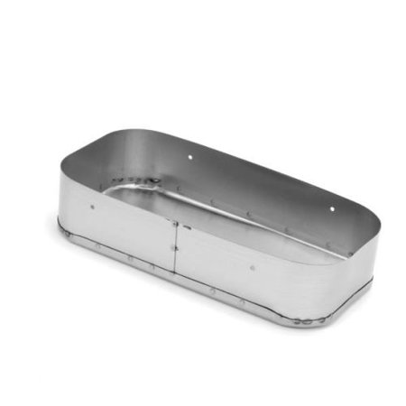 Homesaver Pipe (HomeSaver 316-Alloy RectangleFlex Tee Cover )