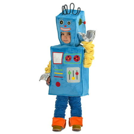 Racket the Robot Child Costume - Robot Costume Accessories
