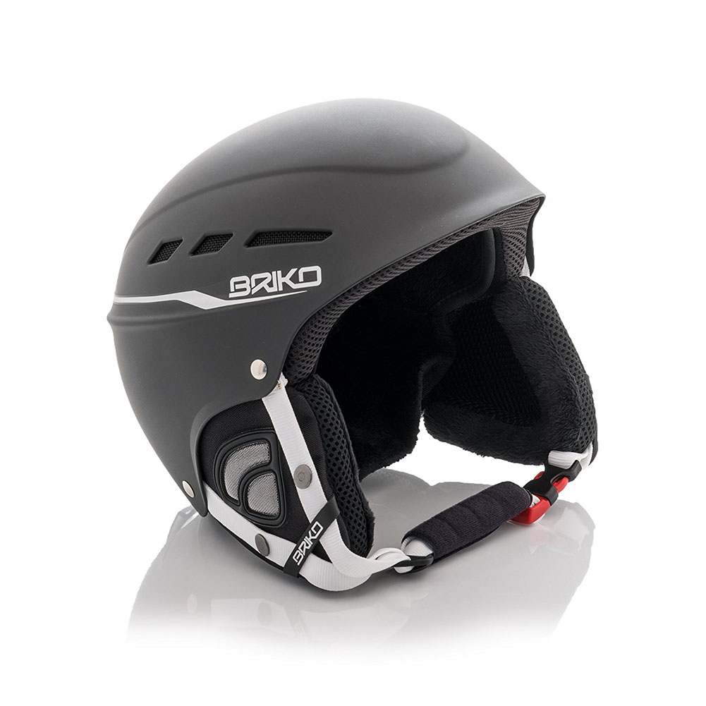 Briko Boom Evo Helmet Matt Black Size: Small (54-56CM) by SOGEN SPORTS INC.