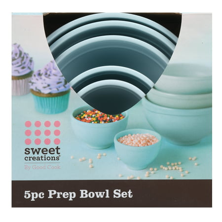 Sweet Creations 5-Piece Prep Bowls