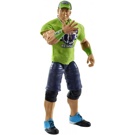 WWE John Cena Elite Collection Action Figure (Wwe Championship John Cena Vs The Rock)