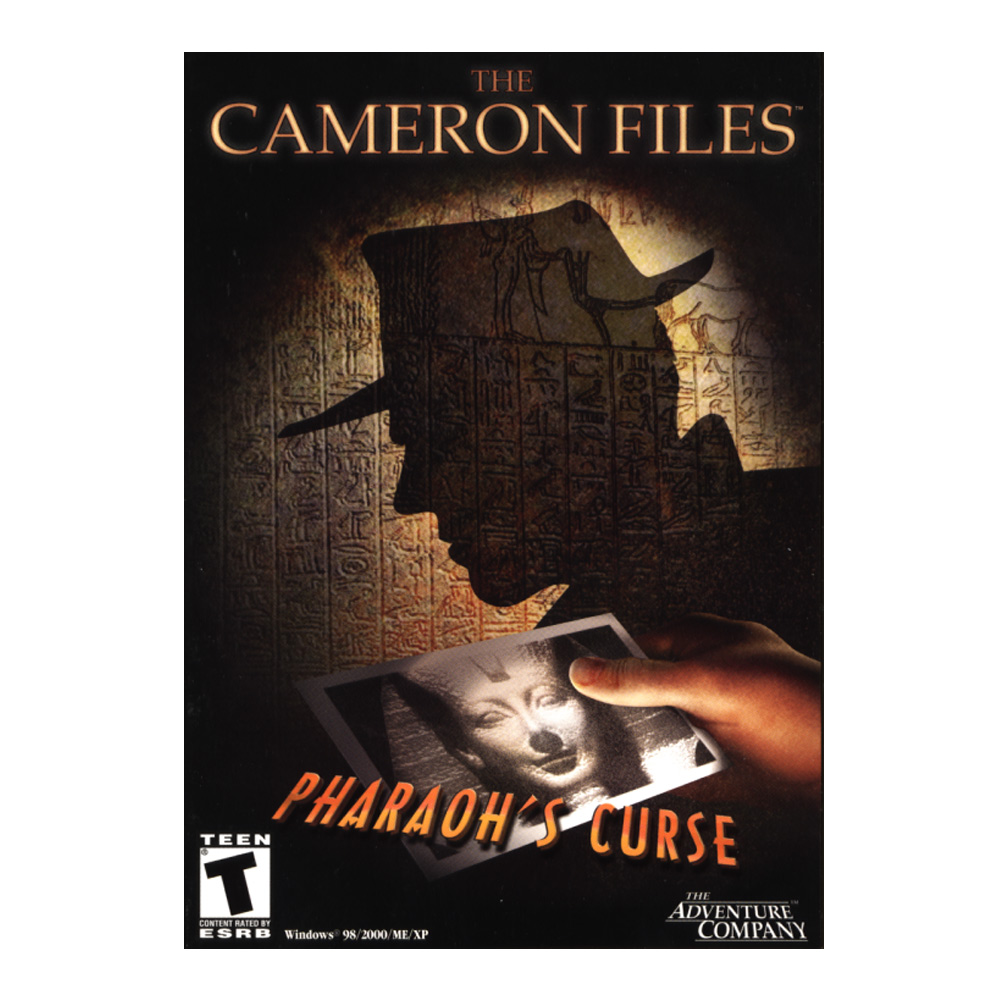 The Cameron Files 2: Pharoah's Curse