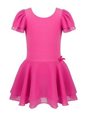 a7c264c7a3f6 Product Image Girls Tutu Ballet Dance Dress Leotard Costume