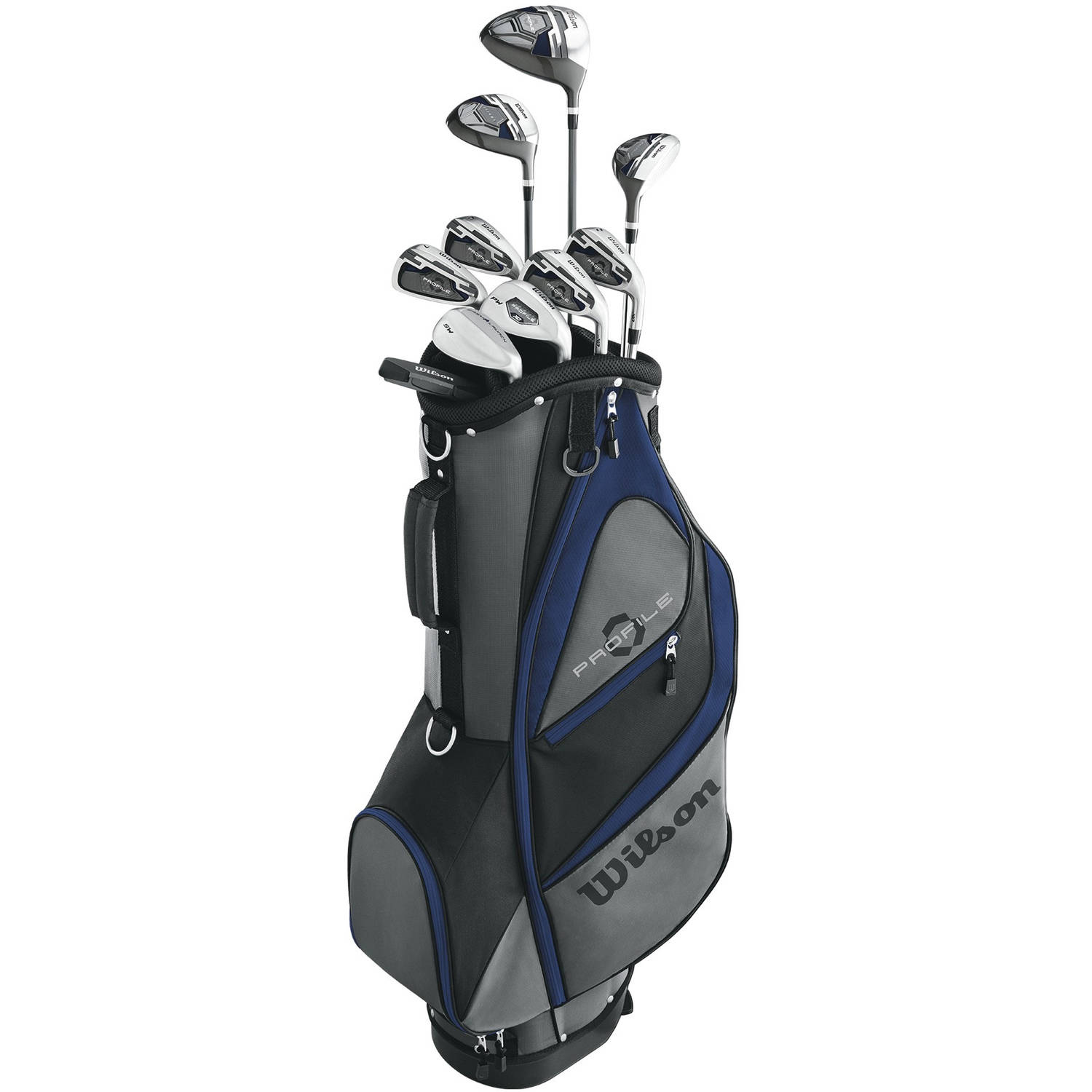Wilson Profile XD Senior Package Golf Set, Left Handed