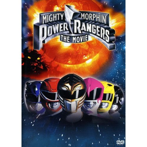 Mighty Morphin Power Rangers: The  Movie (Widescreen)