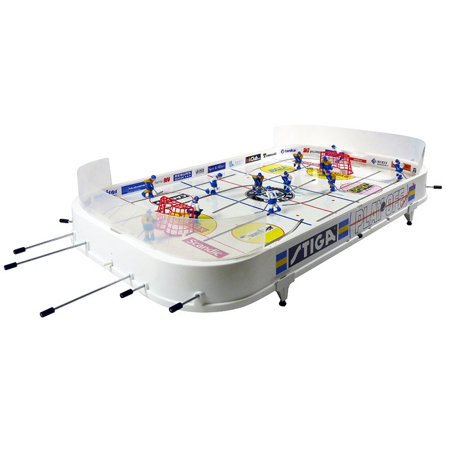 Stiga Play Off Table Hockey Game - Walmart.com