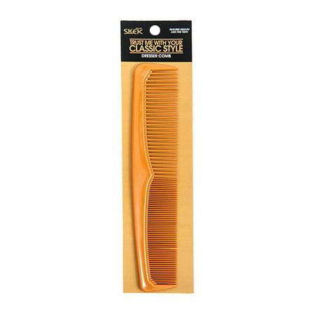 (4 Pack) Fistline Sleek Dresser Comb