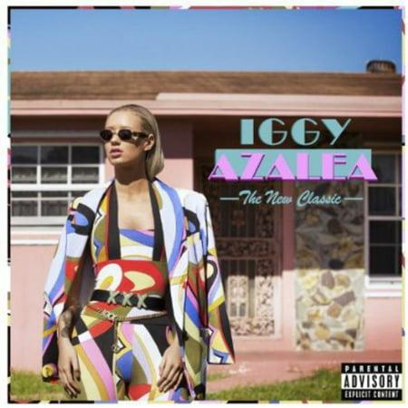 Iggy Azalea - New Classic [CD] - Work Iggy Azalea Halloween