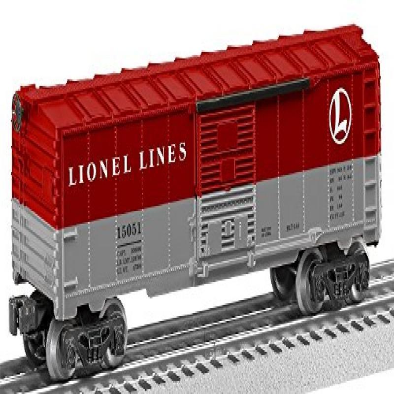 O-27 Box, Lionel Lines