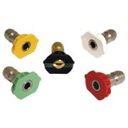Apache 99050009 3.5 Quick Disconnect Pressure Washer Spray Tip, Pack of 5