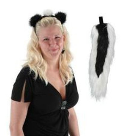 SKUNK EARS AND TAIL SET - Skanky Halloween
