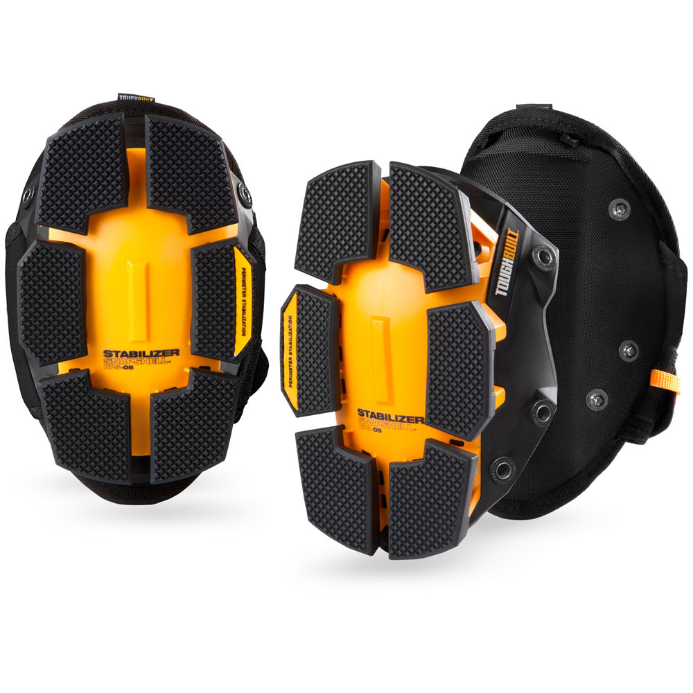 GelFit Stabilizer Knee Pads (SnapShell compatible) by ToughBuilt Industries, Inc.