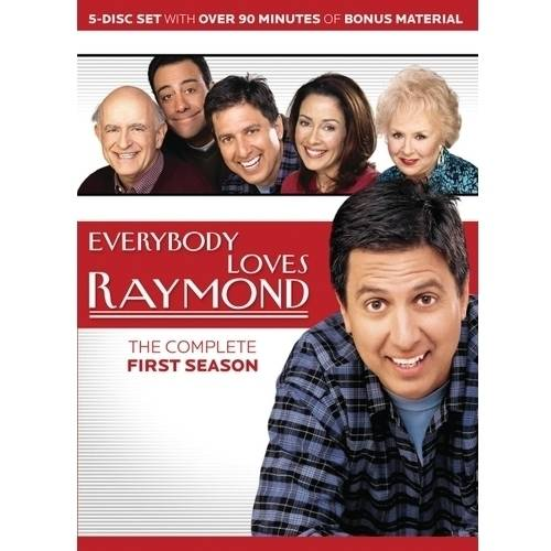 Everybody Loves Raymond: The Complete First Season (Full Frame)