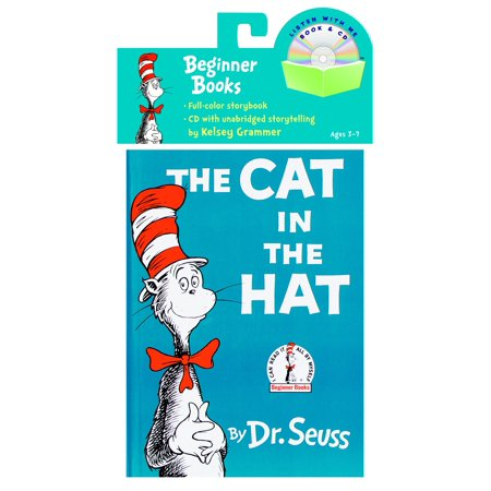 The Cat in the Hat Book & CD - Cat In The Hat Halloween Book
