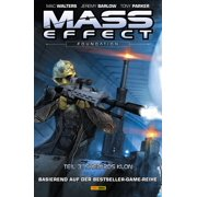 Mass Effect Band 7 - Foundation 3 - Shepards Klon - eBook