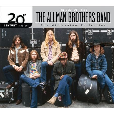 20th Century Masters: The Millennium Collection - The Best Of The Allman Brothers Band (with Biodegradable CD case)