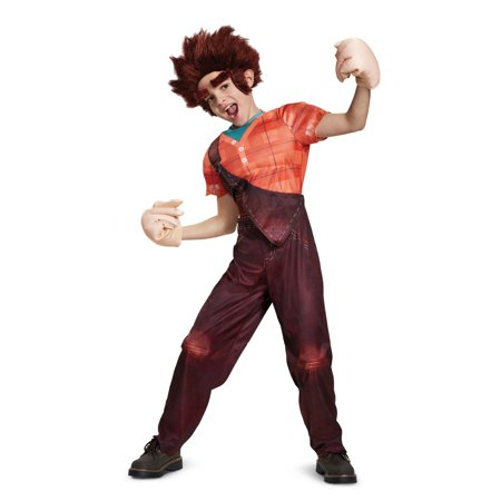 Wreck-It Ralph 2 Ralph Deluxe Child Costume - Wreck It Ralph Outfit