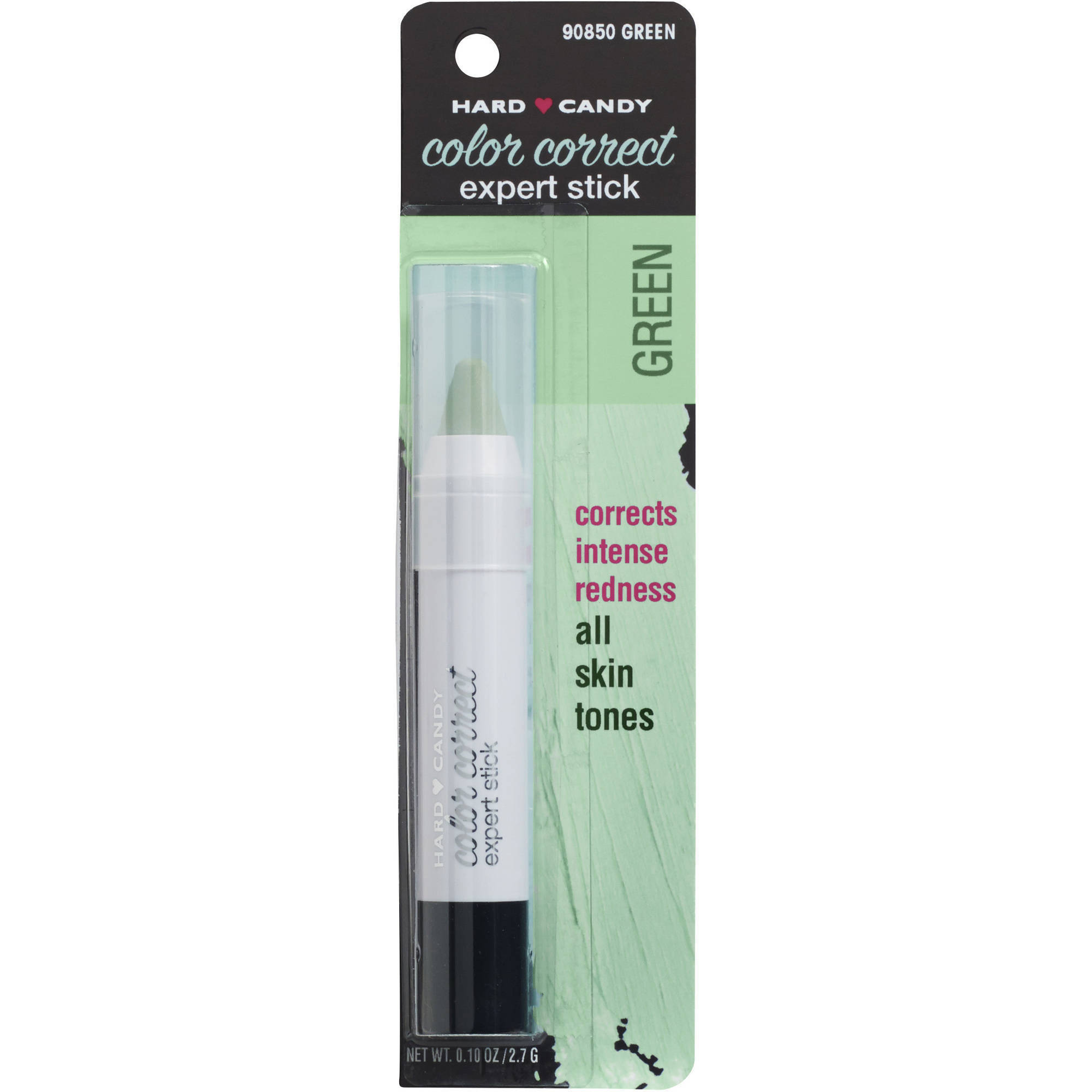 Nu World Corporation Hard Candy Color Correct Expert Stick, 0.1 Oz