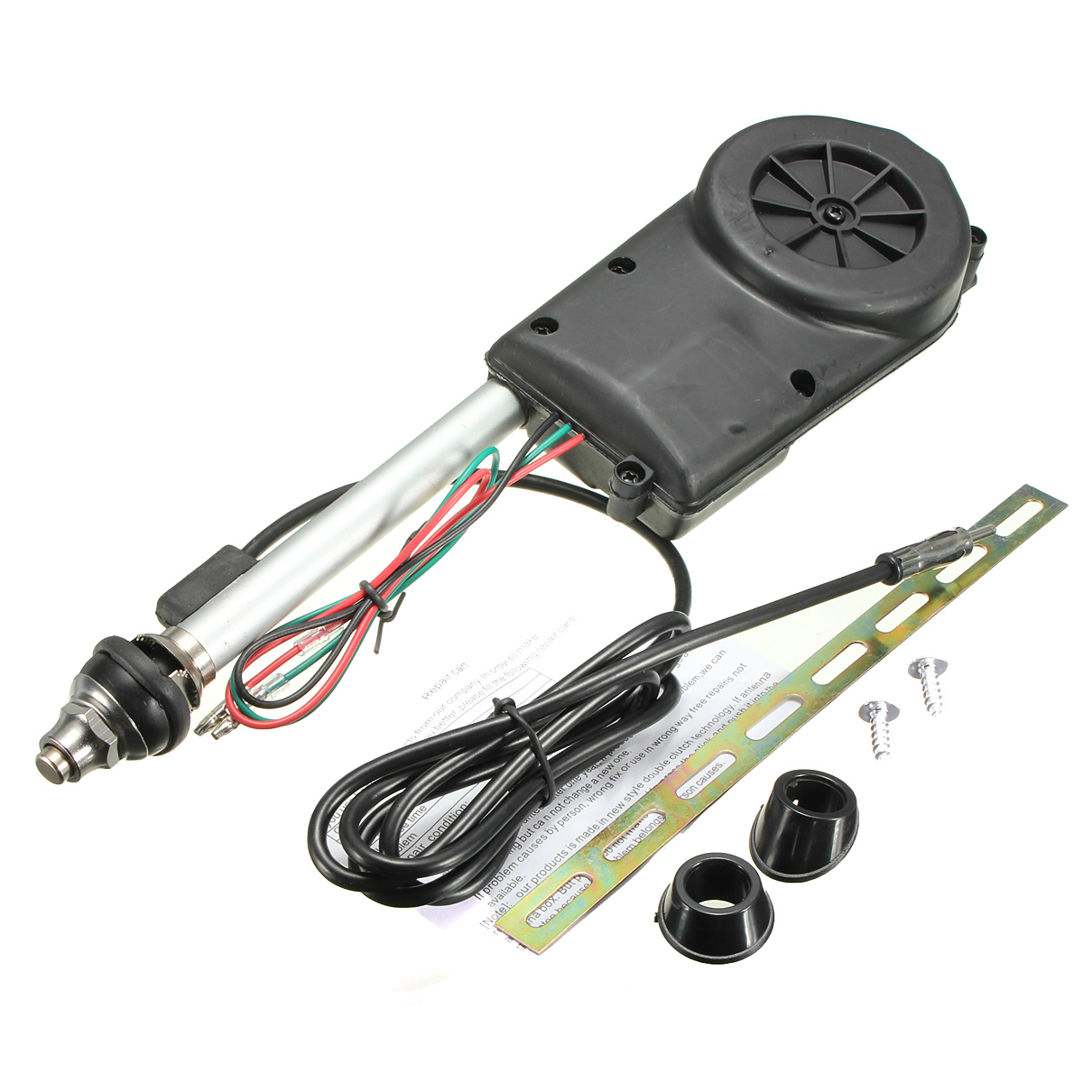 Electric Power Antenna Stereo AM//FM Radio Motor Mast Aerial Combo For Toyota