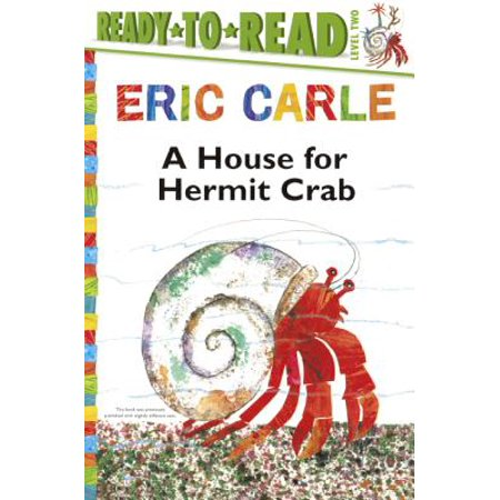 Ready-To-Read: Level 2: A House for Hermit Crab (Hardcover)
