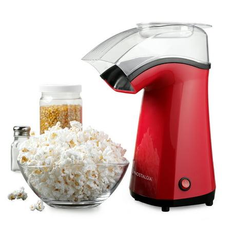 Nostalgia Aph200red 16 Cup Air Pop Popcorn Maker