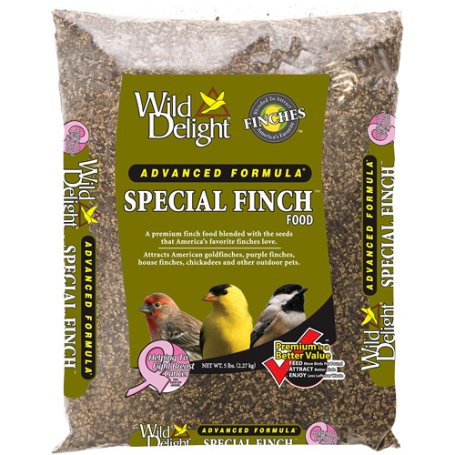 D&D Commodities Ltd. Special Finch Food, 5 lbs
