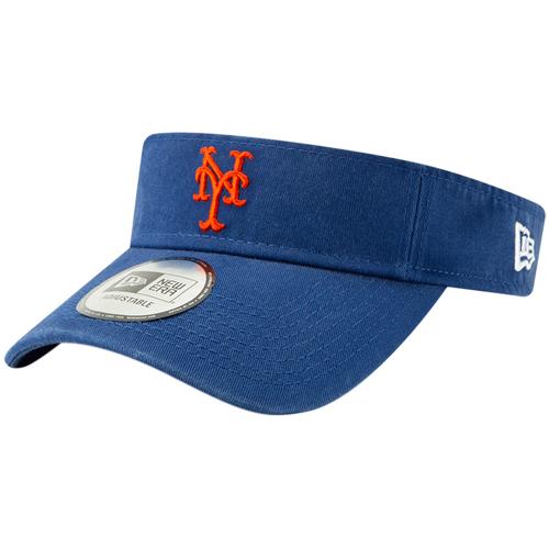 New York Mets New Era Dugout Redux 2 Visor - Blue - OSFA