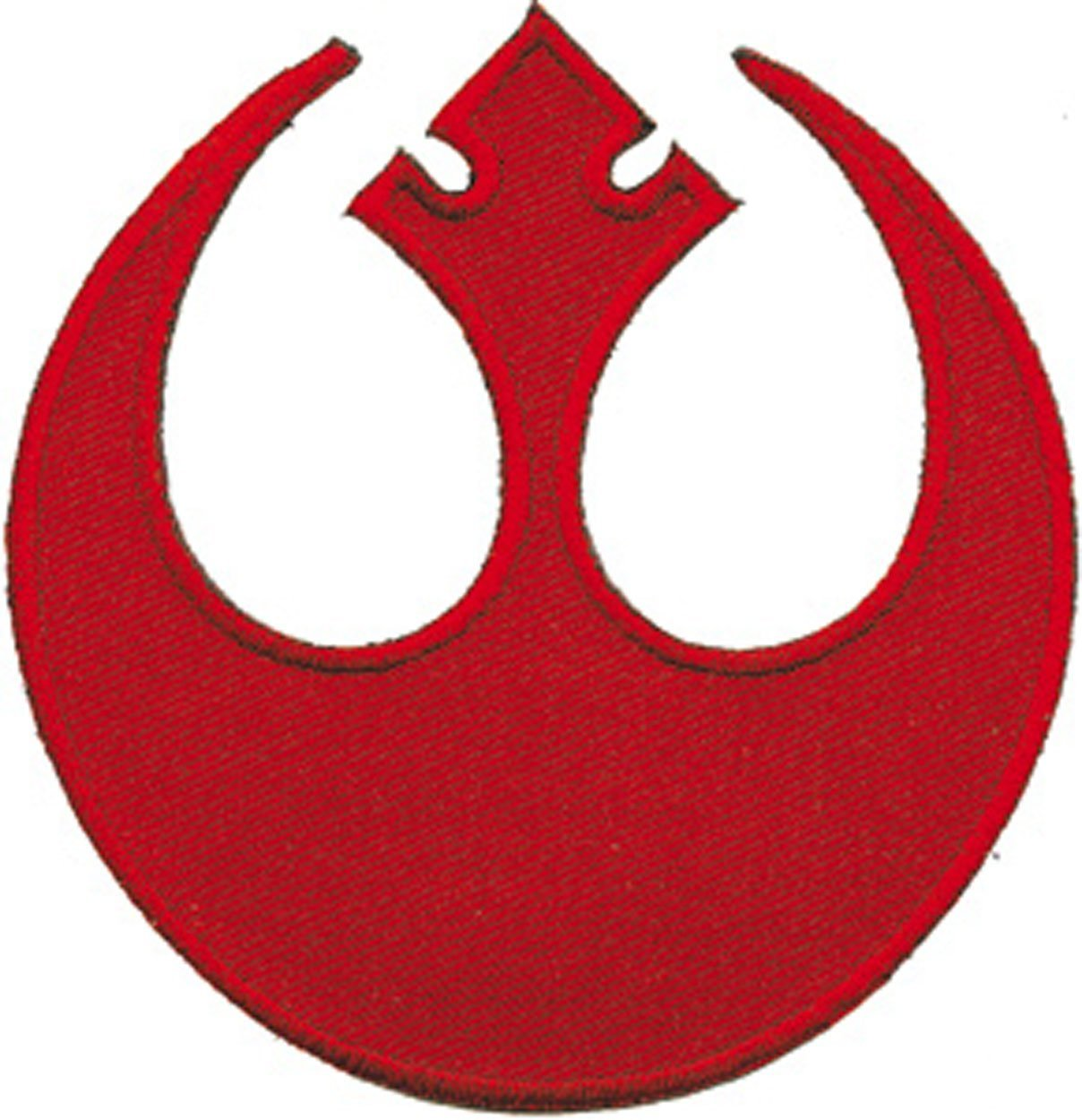 "STAR WARS REVEL, Iron-On / Sew-On Disney Officially Licensed Movie & TV Artwork, 3"" x 3"" Embroidered Patch"