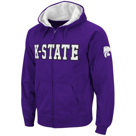 State Wildcats Spring - Mens NCAA Kansas State Wildcats Full-zip Hoodie (Team Color)