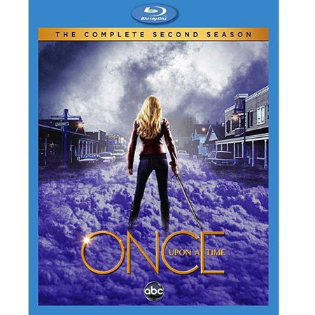 Once Upon a Time: The Complete Second Season (Blu-ray)