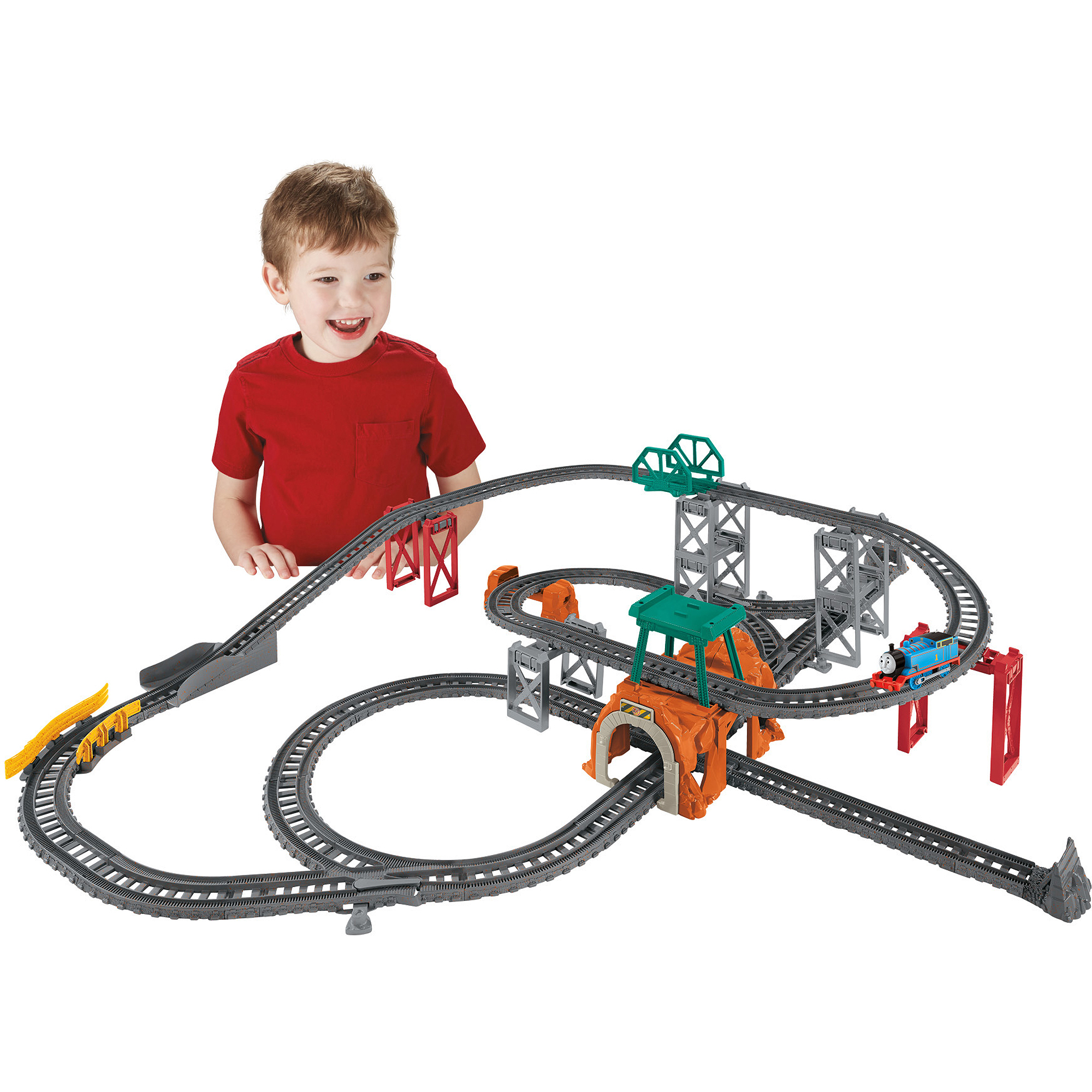 Fisher-Price Thomas & Friends TrackMaster 5-in-1 Track Builder Set