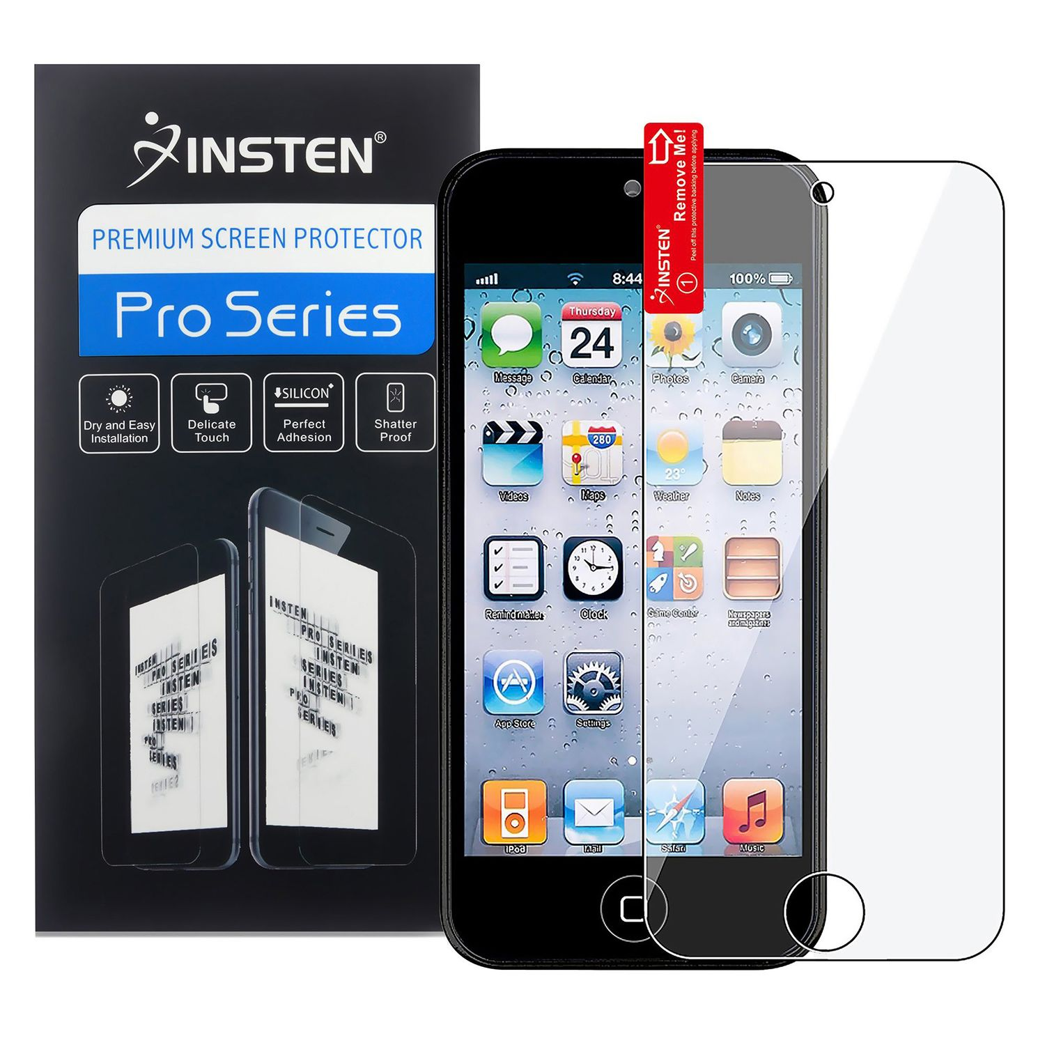 3-Pack Apple Ipod Touch 6 6G 6th / 5 5G 5th (5th Generation) Clear Screen Protector by Insten