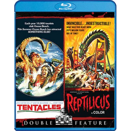 Tentacles / Reptilicus (Blu-ray)