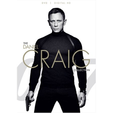 007: The Daniel Craig 4-Film Collection (DVD) James Bond Movie Songs