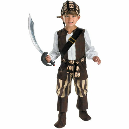 Rogue Pirate Toddler Halloween Costume](Rogue Pirate Costume)