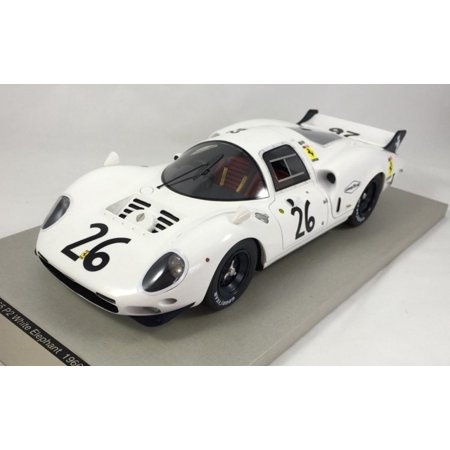 1966 Ferrari 365 P2 LeMans #26 Model Car in 1:18 Scale by Tecnomodel
