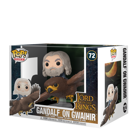 Funko POP! Rides: The Lord of the Rings - Gandalf with Gwaihir