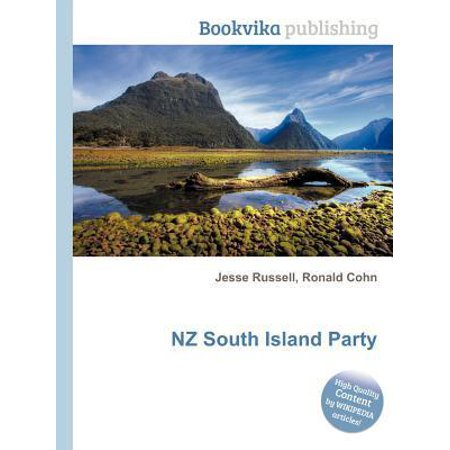 Nz South Island Party - image 1 of 1
