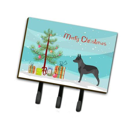 Australian Cattle Dog Christmas Leash or Key Holder