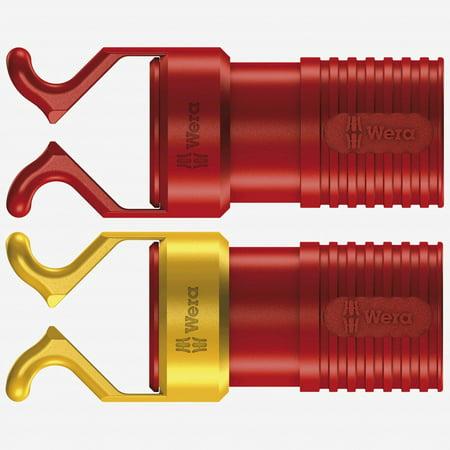 Wera 073680 Screw Gripper Attachment Set for Insulated Screwdrivers