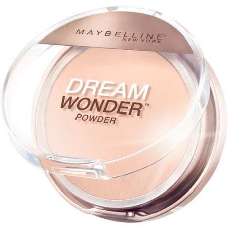 Maybelline New York Dream Wonder Powder, Cream Natural