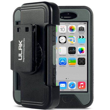 Iphone 5c Case Cover Cases Ulak Colorful Heavy Duty